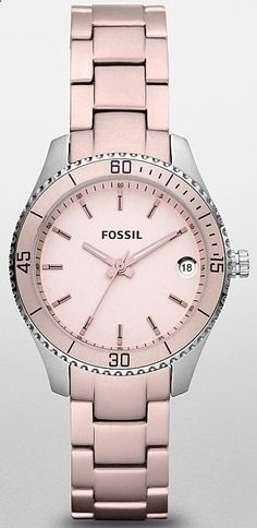 Ladies Fossil Watches $54