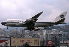Varig Boeing 747-441