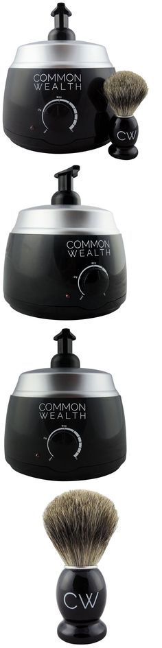 Other Shaving and Hair Removal: Common Wealth Professional Deluxe Hot Lather Machine Barber Latherizer King Size -> BUY IT NOW ONLY: $114.39 on eBay!