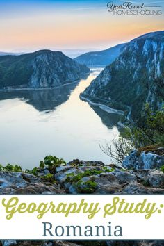 Geography Study: Romania - Year Round Homeschooling