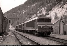 RailPictures.Net Photo: SNCF 6558 SNCF Alsthom CC6500 at Modane, France by Jean-Marc Frybourg