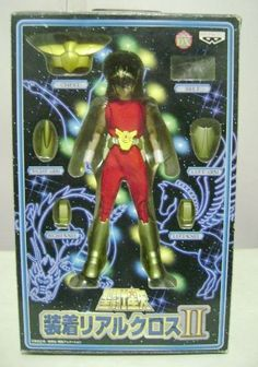 "Banpresto Saint Seiya Anime Real Myth Cloth DX Pegasus 7"" Action Figure"