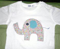 camiseta infantil patchwork  camiseta de algodón 100%,tejidos  cordón,botón aplicación patchwork