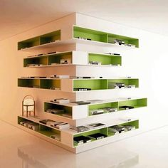 Piece. Piece is an elegant shelving system designed by TEA in collaboration with Edsbyn.