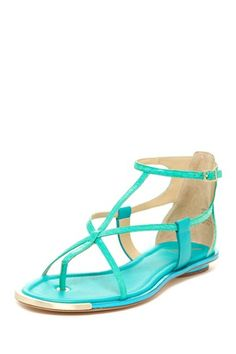 A must have sandal.  Beautiful Color!