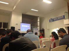 Panorámica de los asistentes a Trends & Tendencies organizado por ESUMER Medellín y ESIC