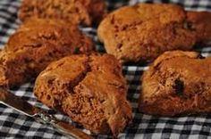 Gingerbread Scones - Joyofbaking.com *Video Recipe*