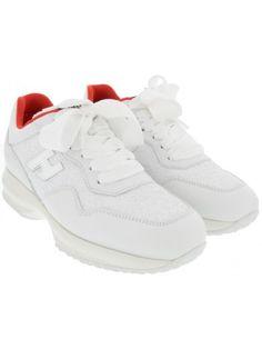 Chaussures De Sport En Cuir Rebelles Printemps / Été Hogan SknkOTD9Iy