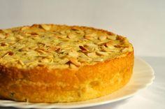 Jáhelník - tradiční staročeská dobrota Carbohydrate Diet, Paleo, Quiche, Food And Drink, Sweets, Cookies, Breakfast, Desserts, Bulgur