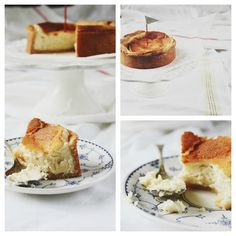 Sweet Farmers Cheese Tart {Tarte au Fromage}