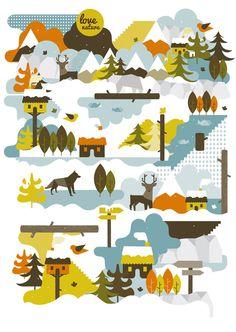 Love Nature - Graphic Design Studio - Neosbrand