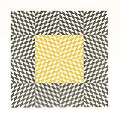 Pattern / Anni Albers design.