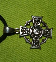 Schönes gotisches Kreuz Anhänger Gothic