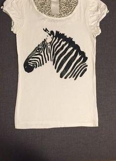 0d0fd593c3e Bershka bliuskute su karoliukais issiuvinetu zebru