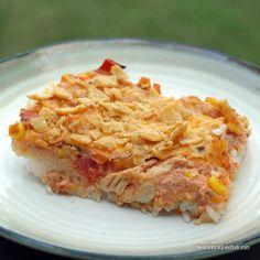 Phili Santa Fe Chicken Casserole Recipe