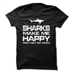 SHARKs! LOVE IT - #mens t shirt #long sleeve tee shirts. MORE INFO => https://www.sunfrog.com/Funny/SHARKs-LOVE-IT.html?id=60505