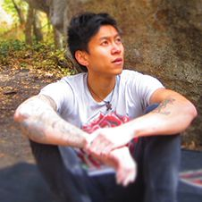 Olmec Apparel athlete, Truong Pham: artfully-minded, eco-friendly, charitable apparel