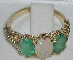 Antique Opal Ring <3