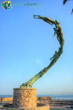 Escultura Los Milenios