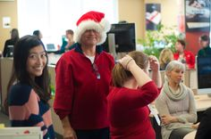 Santa's Chief of Photography #AgencyLife #AcartChristmas2014