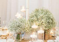 純潔の象徴♡かすみ草をメインフラワーにした結婚式が可愛い!