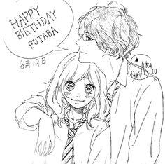Happy 18th birthday to Futaba :')