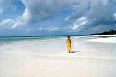 Diani beach......nothing to beat it anywhere.