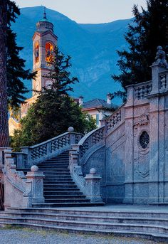 | ♕ |  Gems of Italian Baroque - Lake Como