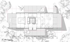 Gallery of House / Teke Architects Office - 19 Architecture Drawings, Residential Architecture, Contemporary Architecture, Architecture Design, Architecture Diagrams, Architecture Portfolio, Site Plan Rendering, Local Builders, Office Plan