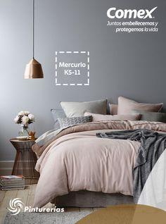 El color #Mercurio se vuelve tu aliado cuando de crear elegancia se trata…