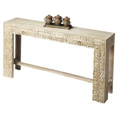 Found it at Wayfair - Artifacts Console Table
