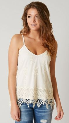 Daytrip Lace Tank Top - Women's Clothing | Buckle