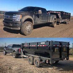 "WELCOME TO @TEAM DIESEL_™️ on Instagram: ""#Leveledon37s @leon_multiconstruction_service @don.leon.platinum @furyoffroadtires @readylift @americanforcewheels ・・・ 🤷🏻♂️🤦🏻♂️26…"" Custom Trailers, Powerstroke Diesel, Lifted Ford, Twin Turbo, Diesel Engine, Ford Trucks, Monster Trucks, Rigs, Instagram"