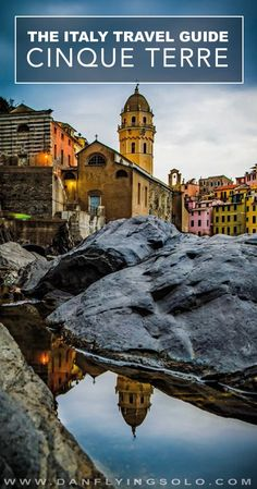 20 Photos that will make you fall in love with Cinque Terre: