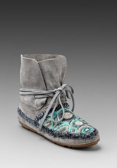 House of Harlow Mallory Moccasin in Dove Grey.  IN LOVE!!!!!!!!!!!!!!!!!!!!!!!!!!!!!!!!!!!
