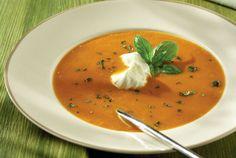Καροτόσουπα βελουτέ από την Αργυρώ Μπαρμπαρίγου | Ένα καταπληκτικό χειμωνιάτικο πρώτο πιάτο με ιδιαίτερη γεύση που θα μείνει αξέχαστη στους καλεσμένους σας