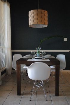 I Want To Paint My Dining Room Navy Blue Now Sherri L Newburg Green