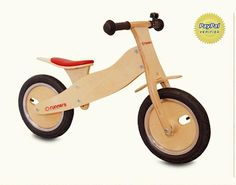 Everything Mom and Baby: Runners Crafted Bikes: A different riding experience - for L?