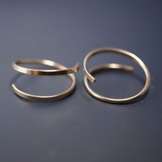 Hey, I found this really awesome Etsy listing at https://www.etsy.com/listing/195208182/tiny-18g-hoop-earrings-18-gauge-gold