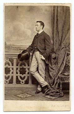 Raffelsberger, Wien - Unidentified Gentleman\