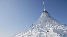 巨大建造物:世界最大のテント|番組紹介|ナショナル ジオグラフィックチャンネル