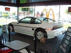 Pontiac Fiero appreciation thread - America's only mid engine car to date.