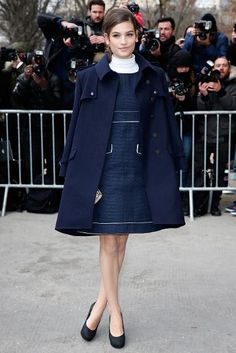 Best Dressed of the Week: Rosie Huntington-Whiteley, Rihanna, Kendall Jenner & More | Alma Jodorowsky in Chanel