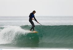 Pushing the envelope in SUP wave riding using foils. The sport is changing and foils are exploding. @Sandy Silva-journal #SUP