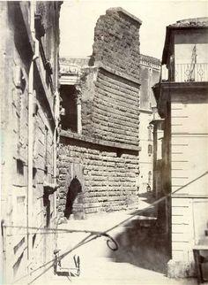 1860/66 Arco dei Pantani Arch, Rome