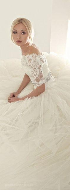 Tony Chaaya 2013. Lady Marmalaide loves this. For your perfect wedding gown: www.ladymarmalaide.com / www.demetriosbride.com. Wholesale wedding dresses
