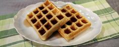 Overnight Waffles - Michael Symon At step 3 you can add in fruit or chocolate chips, etc instead of the ham | The Chew - ABC.com