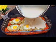 Recette Végétariene 🔝 Gratin Sans Viande 👌/ Healthy Recipe - YouTube Carne, Youtube, Vegetarian Recipes, Food, Gratin, Morocco, Healthy Recipes, Meat, Recipe