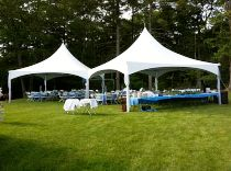 Tent Package for 80 Guests