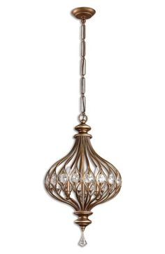 Uttermost+'Sabina'+Three+Light+Pendant+available+at+#Nordstrom